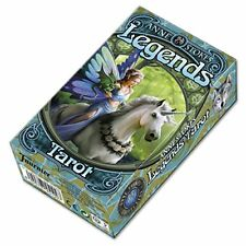 Tarot Cards Legends - Anne Stokes Future Telling Mystic Magic Wicca Pagan