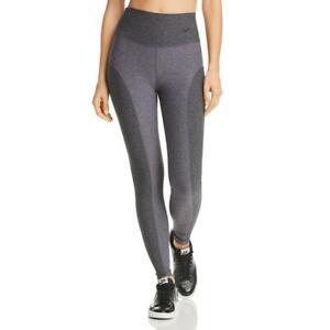 Nike Womens Gray Fitness Running Yoga Athletic Leggings M  4744