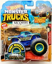 HOT WHEELS 2019 MONSTER TRUCKS NESSIE - SARY ROUGHNESS  #11/50