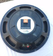 "JBL 15"" Professionals Series 2225H Type From 2220J Speaker Woofer 8 OHMS (04)"
