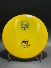 DiscMania S-Line FD 168g Yellow, FT Only, No Ink, OOP