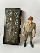 RARE Star Wars Han Solo Carbonite KENNER Last of 17 1984