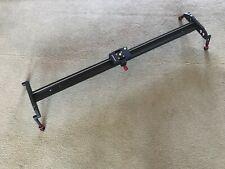 Ashanks 80cm Aluminium Camera Track Slider Video Stabiliser Rail for DSLR Photo