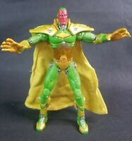 Vtg 1999 Marvel Vision Action Figure Avengers United They Stand Toy Biz See Pics