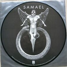 Samael – Rebellion  LP Picture Disc  Century Media – 77099-1 P  limited to 500