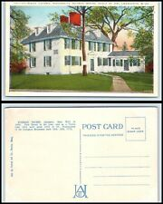 MASSACHUSETTS Postcard - Lexington, Buckman Tavern Q43