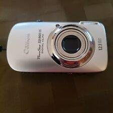 Canon PowerShot SD960IS 12.1 MP Digital Camera 4x Wide Angle Optical PC1356