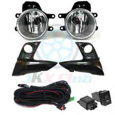 For LEXUS CT200H F-Sport 2014-17 Front Bumper Bezel o Halogen Fog Lights Harness