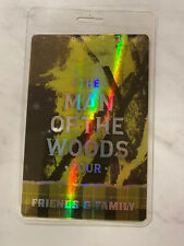 justin timberlake man of the woods tour friends and family pass