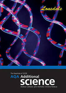 AQA Additional Science: Revision and Classroom Companion (2012 Exams Only) by Lo