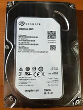"Seagate desktop HDD 250 GB 3.5"" SATA"