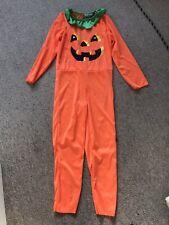 pumpkin halloween costume kids Medium Age 10/11 9/10