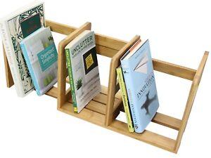 Bamboo Desktop BookShelf