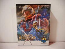 Crossed Swords SNK Neo Geo AES Jap