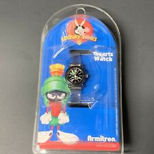Armitron Warner Bros Looney Tunes Marvin The Martian Watch NEW SEALED 1998