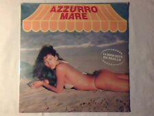 LP Azzurro mare ITALO DISCO NATHALY MARION SIGILLATO RARISSIMO SEALED VERY RARE!