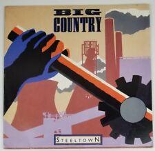 BIG COUNTRY Steeltown LP Vinyl 4228228311M1 Sterling