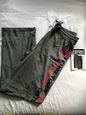 Disney Darth Vadar Reversible Grey Pajama Sleep Lounge Bottoms Pants