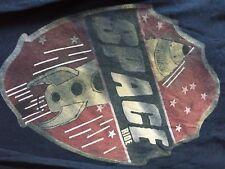 Tom Tailor Jungen Langarm Shirt Longsleeve Space blau 116/122