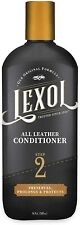 Lexol Leather Conditioner Best Cleaner and Conditioning 16.9 oz New Look