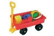 Spielzeug Sand - Handwagen mit Sandspielzeug Simba
