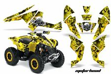AMR Racing CanAm Renegade500/800/1000 Graphic Kit Wrap Quad Decal ATV All MOTO Y