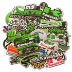 40Pc Motorcycle Motocross Extreme Racing Graphics Vinyl Stickers Decals Lot Cool