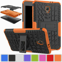 For Samsung Galaxy Tab A 8.0 2017 T380/T385 Heavy Duty Hybrid Rubber Stand Case