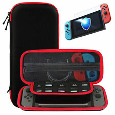 For Nintendo Switch Travel Carrying Case Bag Cover Accessories Screen Protector