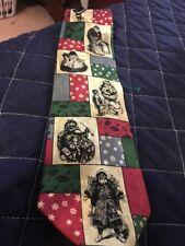 Eagle Neckwear Men's Necktie Christmas Various Saint Nick Santa Claus