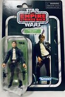Star Wars Hasbro The Vintage Collection Han Solo (Bespin) VC50 Action Figure New