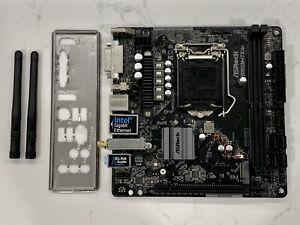 ASRock H310CM-ITX/ac Motherboard mini ITX Socket LGA1151 Intel 8th & 9th Gen
