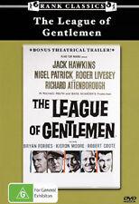 Richard Attenborough THE LEAGUE OF GENTLEMAN - BANK ROBBERY DVD