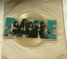 """Dare - Abandon [Remix] (7"""" Shaped Picture Disc) ☆ FREE FAST POST"""