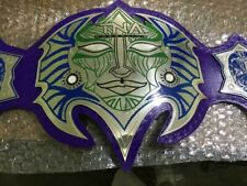 TNA JEFF HARDY IMMORTAL Heavyweight Wrestling Championship Belt Adult Size 2mm