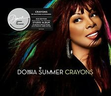 Donna Summer - Crayons [New CD] UK - Import