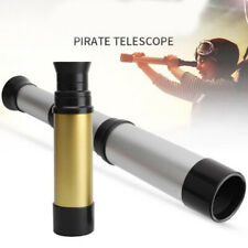 New listing 35mm Vintage Handheld Zoomable Monocular Telescope Pirate Spyglass GiftsB Tx UO