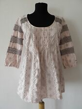 ODD MOLLY UNCORPORATED Top/Tunic Size 1