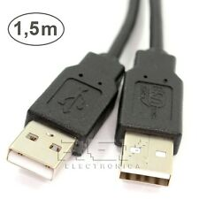 Cable USB 1.5 M USB 2.0 A Macho - A Macho Alargador Adaptador AM-AM  v160
