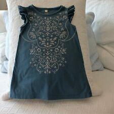 Tea Brand soft knit dress sleeveless Summer size 2 girls