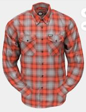 """Dixxon Men's Flannel """" Godfrey """"size S NWT* SOLD OUT!"""
