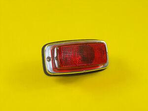 DDR Oldtimer Robur S4000 Blinker Rückleuchte rot NOS