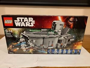 Lego Star Wars #75103 First Order Transporter,Brand New, unopened set 2015.
