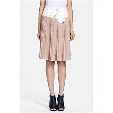 A.L.C Women's Pleated Skirt Sz 4 *i424