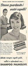 W8680 Shampoo PALMOLIVE  - Pubblicità del 1958 - Vintage advertising