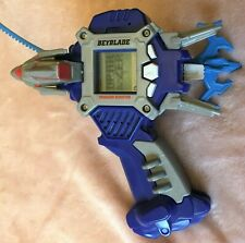 BEYBLADE HASBRO DRANZER ELECTRONIC SHOOTER LAUNCHER TESTED W BIT BEAST + RIPCORD