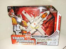 TRANSFORMERS UNIVERSE ULTRA CLASS  *  POWERGLIDE Hasbro  *