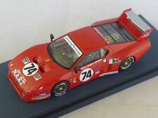 BEST 9361 - FERRARI 512 BB LE MANS 1980 N°74  - 1/43