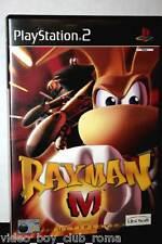 RAYMAN M GIOCO USATO BUONO STATO SONY PS2 EDIZIONE UK GIOCO MULTILINGUE PG