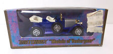 MATCHBOX LESNEY Y-2 1914 PRINCE HENRY VAUXHALL MOY WITH ORIGINAL BOX